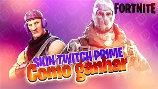 HOW to RESCUE free SKIN twitch PRIME from FORTNITE! [PC/PS4 and Xbox]