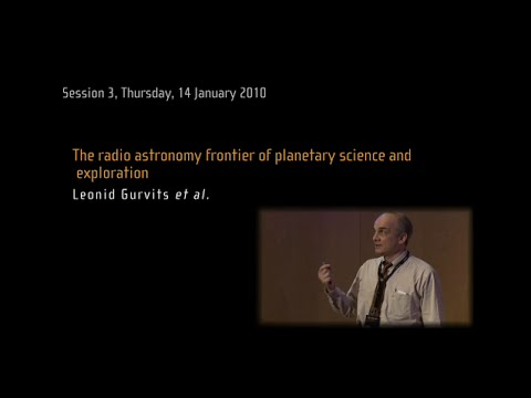 S3 Radio Astronomy and Planetary Science