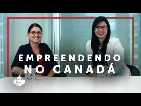 EMPREENDENDO NO CANADÁ