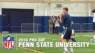 2016 Penn State Pro Day Report | Path To The Draft | NFL