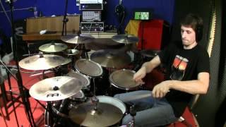 CP - The Essential Dream [HD] - Live Drum Cam
