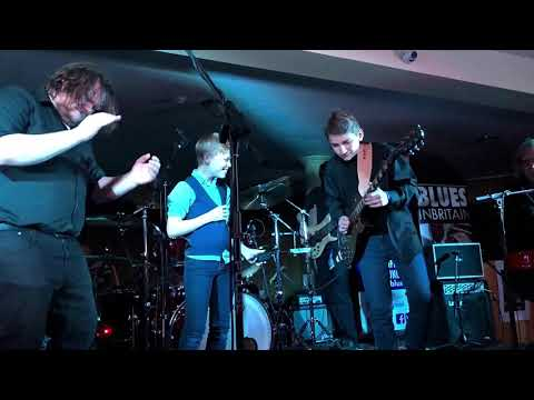 Toby Lee - UK Young Blues Artist of the Year 2018