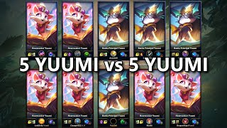 Baixar 5 YUUMI vs 5 YUUMI! One for All IS BACK!