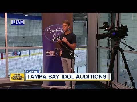 Tampa Bay area begins search for next American Idol