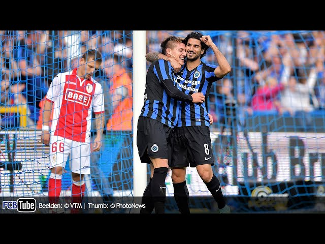 2014-2015 - Jupiler Pro League - 10. Club Brugge - Standard 3-0