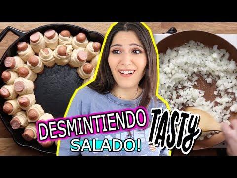 DESMINTIENDO A TASTY: ROSCA DE SALCHICHAS GOURMET ➜ CARO TRIPPAR