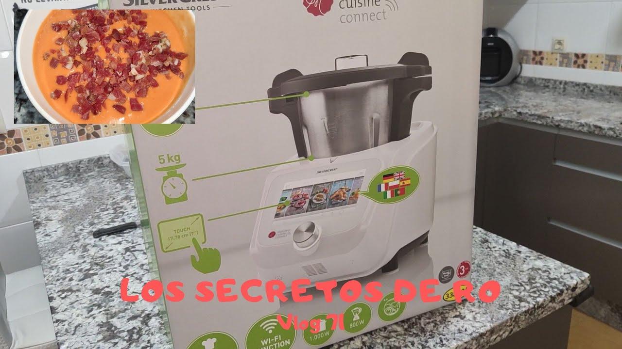 Vlog 71 - Me llega mi robot de cocina Monsier cuisinne connect - LSDR