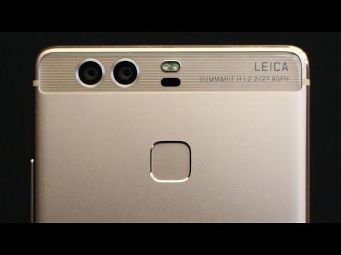 HUAWEI P9 Полный обзор с примерами фото и видео!
