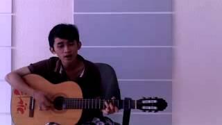 Đừng Hạnh Phúc Em Nhé - Guitar cover (đơn giản...^^!)