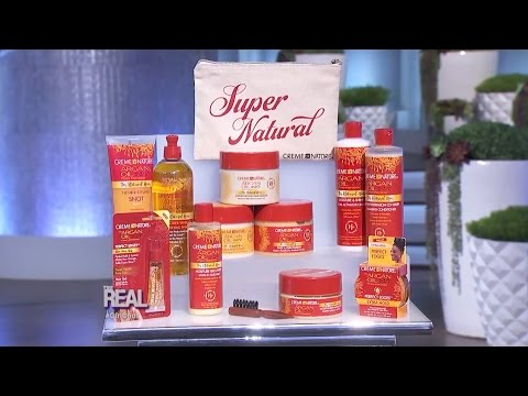 #IAmSuperNatural with Creme of Nature