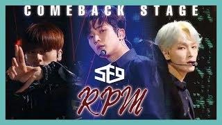 [Comeback Stage] SF9 - INTRO + RPM,  에스에프나인 - INTRO + RPM show Music core 20190622