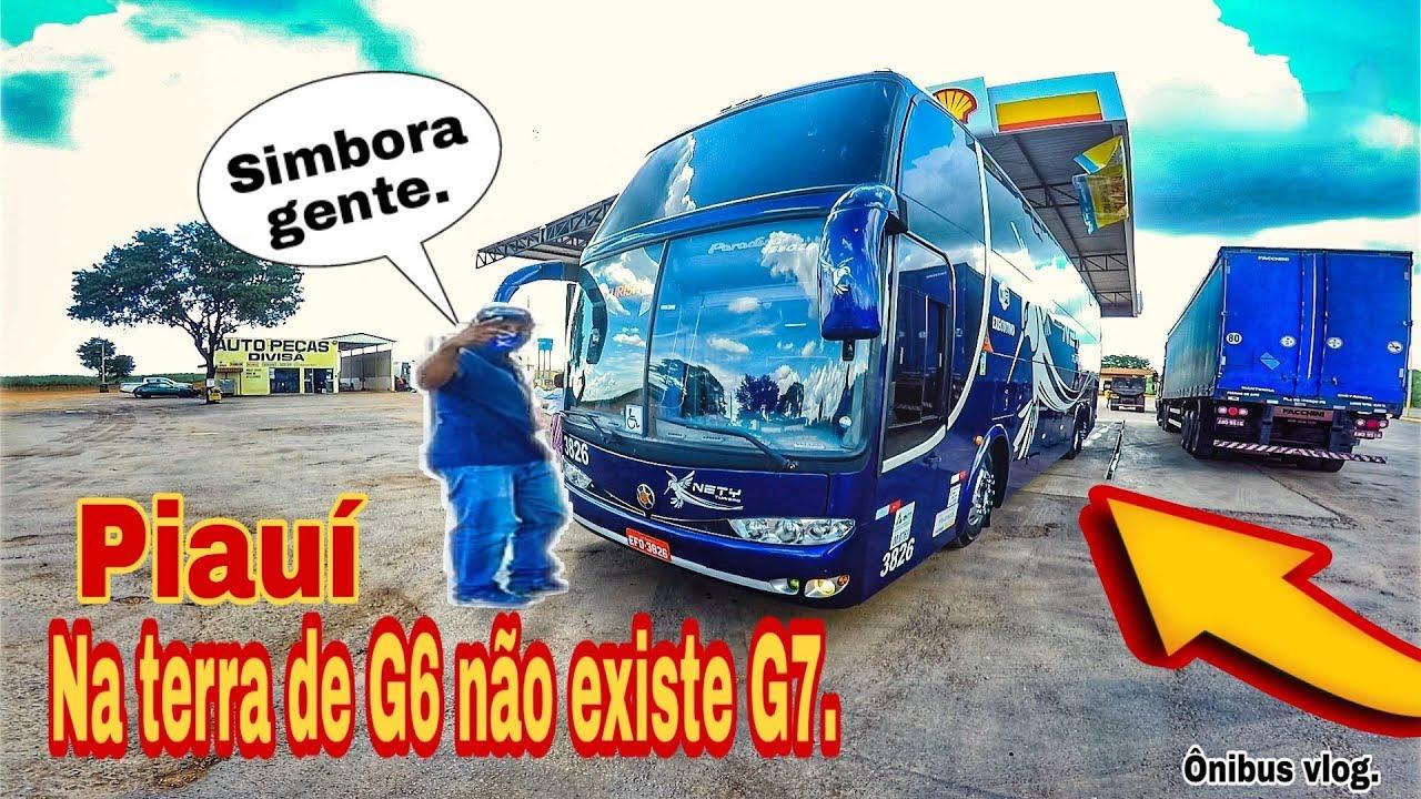 Como Dirigir Ônibus Automático com embreagem. Paradiso LD 1550 k380. Estado do Piauí.