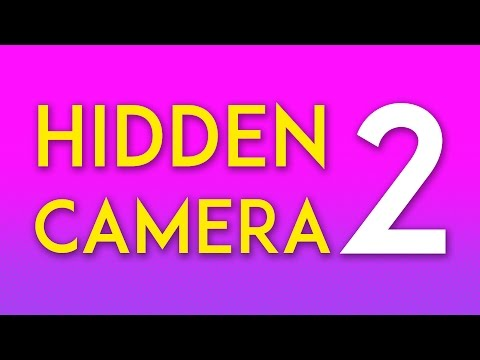 Hidden Camera 2, Daily Vlog, May 15 2015, neencrochet