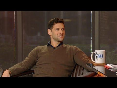 "Actor Justin Bartha Talks New Series ""Cooper Barrett's Guide to Surviving Life"" in Studio - 1/13/16"