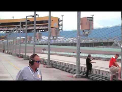 Ferrari F1 Fly-by Homestead-Miami Speedway F1 Cienti
