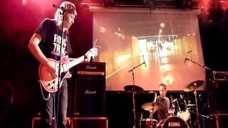 The Lemonheads, Big Gay Heart & No Backbone, live @ Leeds Uni Student Union 2nd December 2011