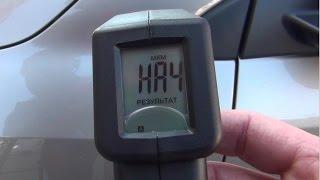 Проверка толщины слоя краски на кузове автомобиля www.autolikar.kiev.ua(, 2014-09-30T11:33:46.000Z)