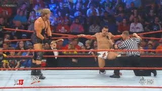 WWE Extreme Rules 2013 - Alberto Del Rio vs Jack Swagger I Quit Match ( WWE 13 )