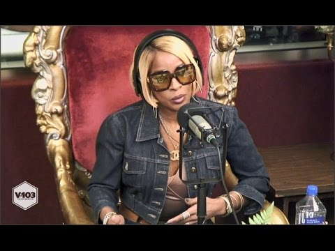 Mary J. Blige Details Her Journey From 'The London Sessions' Up To 'Strength Of A Woman'