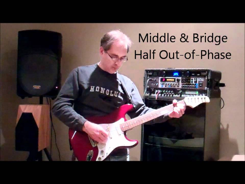 Pickups Half Out-of-Phase HOoP - Wilde Keystones - YouTube
