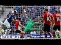 """THEY WERE LUCKY TO FINISH WITH 11 MEN"" 