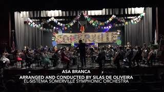 ASA BRANCA - conductor Silas de Oliveira
