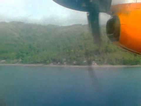 ZestAir Landing @ Tablas, Romblon