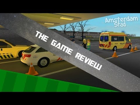 Game Review - Amsterdam Stad