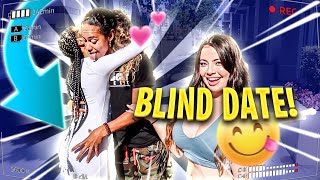 BLIND DATE- SHE LIKES ME