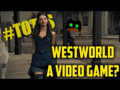 #TOTES - Is Westworld A Video Game?