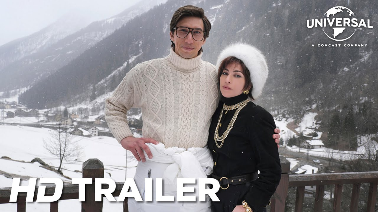 LA CASA GUCCI – Trailer Oficial (Universal Pictures) HD