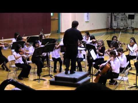 Durham Middle School Chamber Orchestra - Orange jam