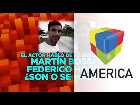 Martín Bossi habló de las fotos y los rumores de romance con Federico Hoppe