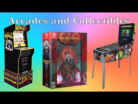 Legends Pinball Impressions, Arcade Listings, & Limited Run Games | OCG Weekly #30 from Original Console Gamer