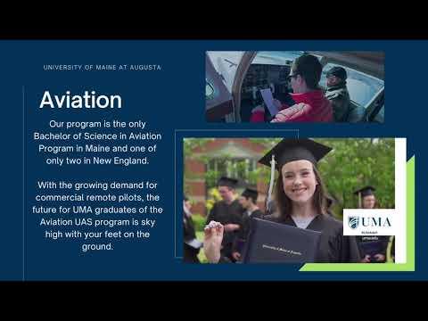 7th UP Biz Tour: University of Maine at Augusta