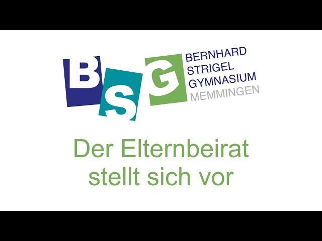 Der Elternbeirat - BSG Informationen zum Übertritt 2021