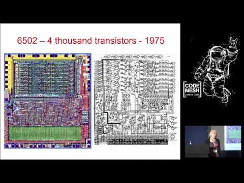 Sophie Wilson - The Future of Microprocessors