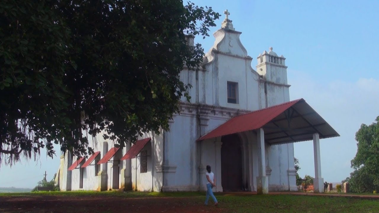 most haunted place in India church of three kings goa