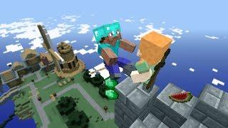 Garry's Mod not ordinary ragdolls / Epic Fails [MOD: Minecraft]