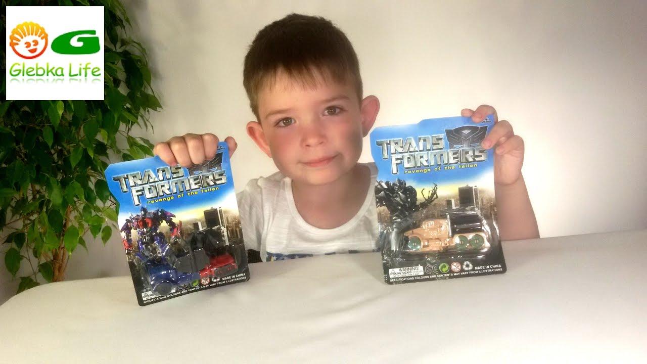 Трансформеры. Игрушки для мальчиков.