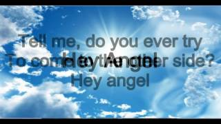 One Direction - Hey Angel (Lyrics)