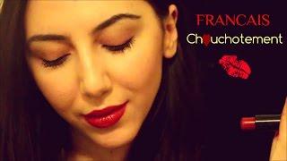 ASMR FRENCH Ear to Ear Kisses & ASMR WHISPER en FRANçAIS