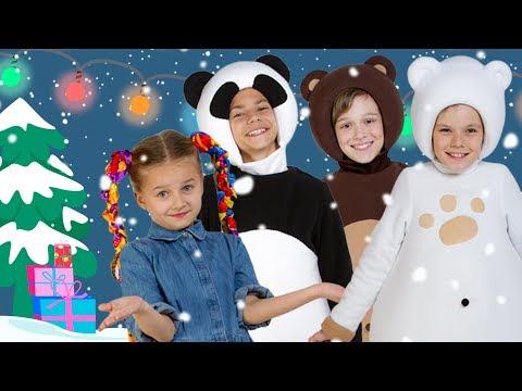 Сборник Новогодних Песенок - Три Медведя и Кукутики Все Песни Для Праздника Новый Год Happy New Year