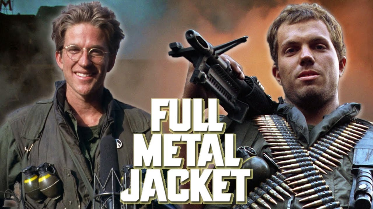 Download Joker vs Animal Mother: What Full Metal Jacket is Really About (Pt. 2) - Film Analysis