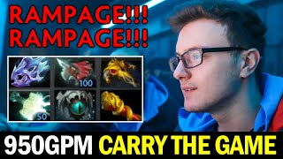 MIRACLE Double RAMPAGE Boss — 950GPM Carry the Game
