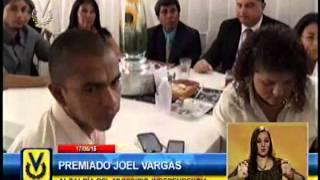 Alcaldía de Municipio Independencia en Yaracuy reconoce labor de Noticiero Venevisión