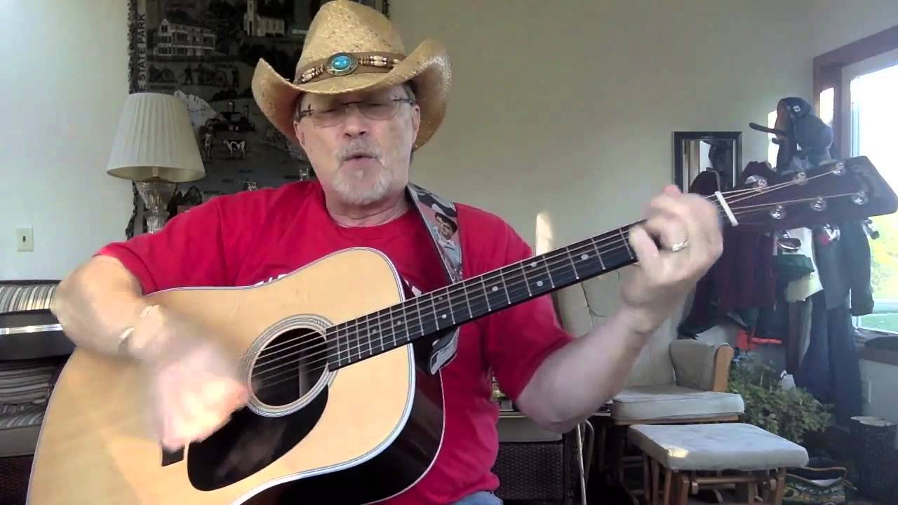 1668 Big Wheels In The Moonlight Dan Seals Cover With Chords And