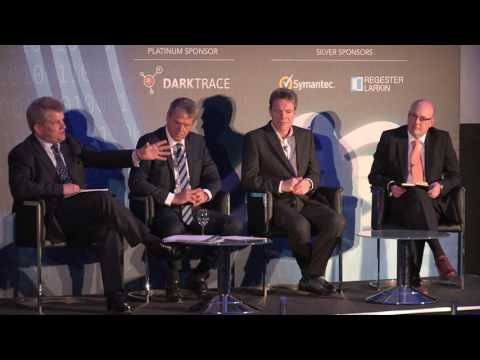 The Telegraph Cyber Security 2016 Panel: Discussion: Value, Vulnerability and Risks
