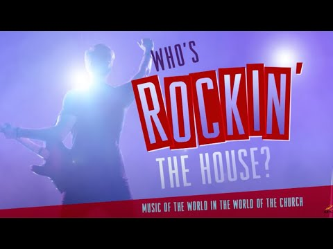 2. Who's Rockin' The House  - Dr. Ricky Little