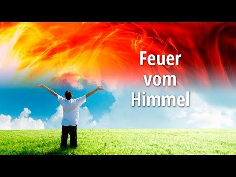 Feuer von Himmel -  Pfingsten - Schawuot